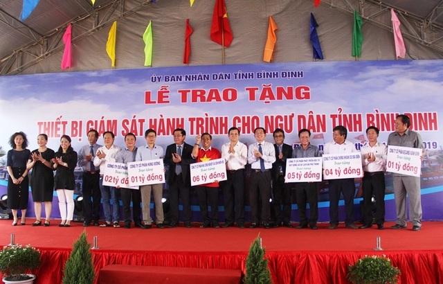 """Nguyên Chủ tịch nước Trương Tấn Sang kêu gọi chi viện giúp ngư dân Bình Định gỡ """"thẻ vàng"""" - 5"""