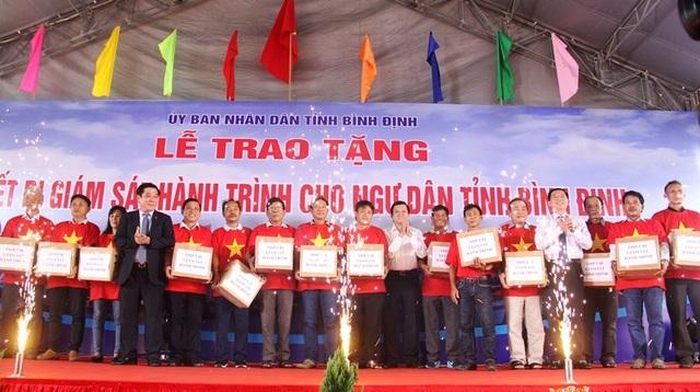 """Nguyên Chủ tịch nước Trương Tấn Sang kêu gọi chi viện giúp ngư dân Bình Định gỡ """"thẻ vàng"""" - 3"""