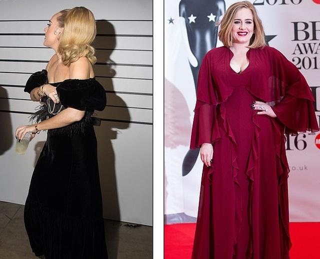 Adele giảm cân đáng kinh ngạc - 3