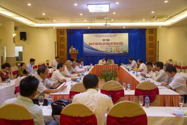 Xây dựng lối sống đô thị Đà Nẵng văn minh, tiến bộ - 1