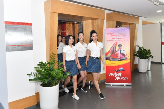 Tìm hiểu cơ hội trở thành tiếp viên hàng không tại Học viện Hàng không Vietjet - 4