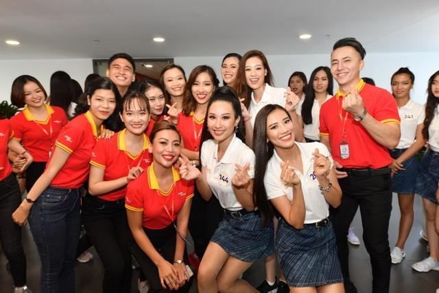 Tìm hiểu cơ hội trở thành tiếp viên hàng không tại Học viện Hàng không Vietjet - 8