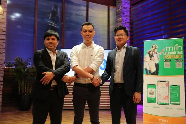 Shark Thủy bắt tay cùng Shark Dzung đầu tư 500 nghìn USD vào startup bảo hiểm - 1