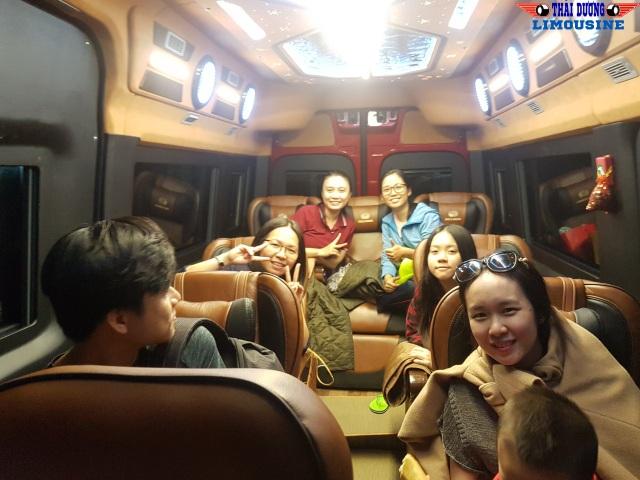 Khách hàng nói gì về dịch vụ thuê xe Limousine của Thái Dương - 3