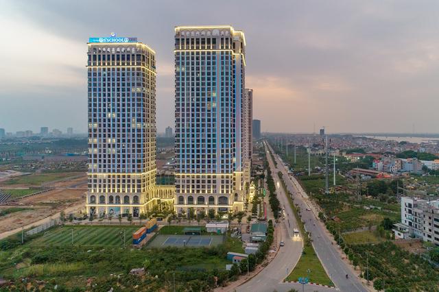 Những dự án khẳng định vị thế của Sunshine Homes tại Hà Nội - 2