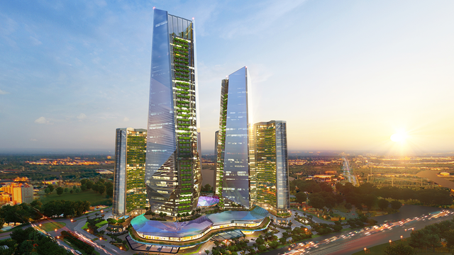 Những dự án khẳng định vị thế của Sunshine Homes tại Hà Nội - 9