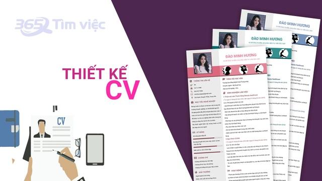 Tạo CV Tiếng Hàn trên Timviec365.vn – Tràn đầy tự tin trước nhà tuyển dụng - 1