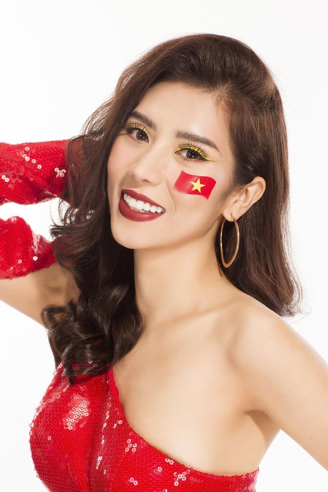 Niềm tự hào bóng đá giúp mỹ nhân Việt lọt Top tại Hoa hậu Du lịch Thế giới - 3