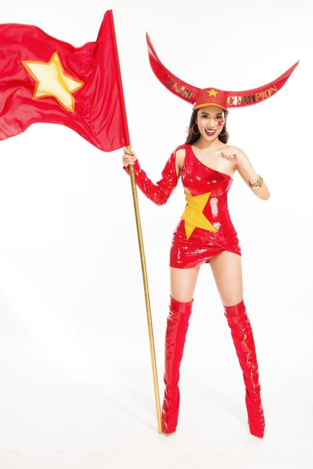 Người đẹp Việt đăng quang Hoa hậu Du lịch Quốc tế - 7