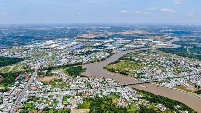 Quỹ đất TP. HCM siết chặt, sóng đầu tư ngược về đô thị vệ tinh phía Nam Sài Gòn - 1