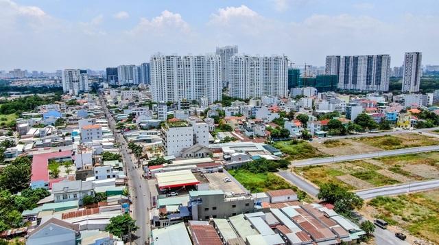 Quỹ đất TP. HCM siết chặt, sóng đầu tư ngược về đô thị vệ tinh phía Nam Sài Gòn - 2