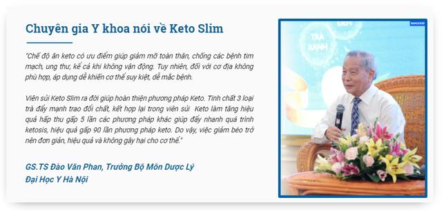 Giảm cân theo phương pháp KETO - hạn chế tinh bột, triệt tiêu mỡ thừa - 5