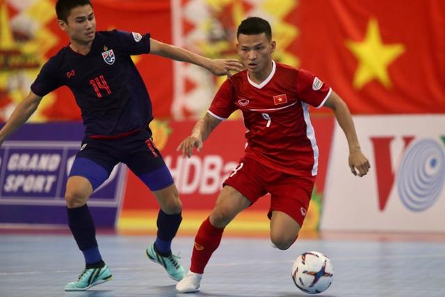 Futsal Việt Nam quyết thắng Myanmar để giành vé dự giải châu Á ...