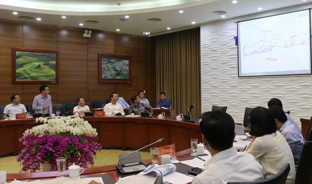 Xây dựng tuyến đường sắt Lào Cai - Hà Nội - Hải Phòng tốc độ 160 km/h - 1