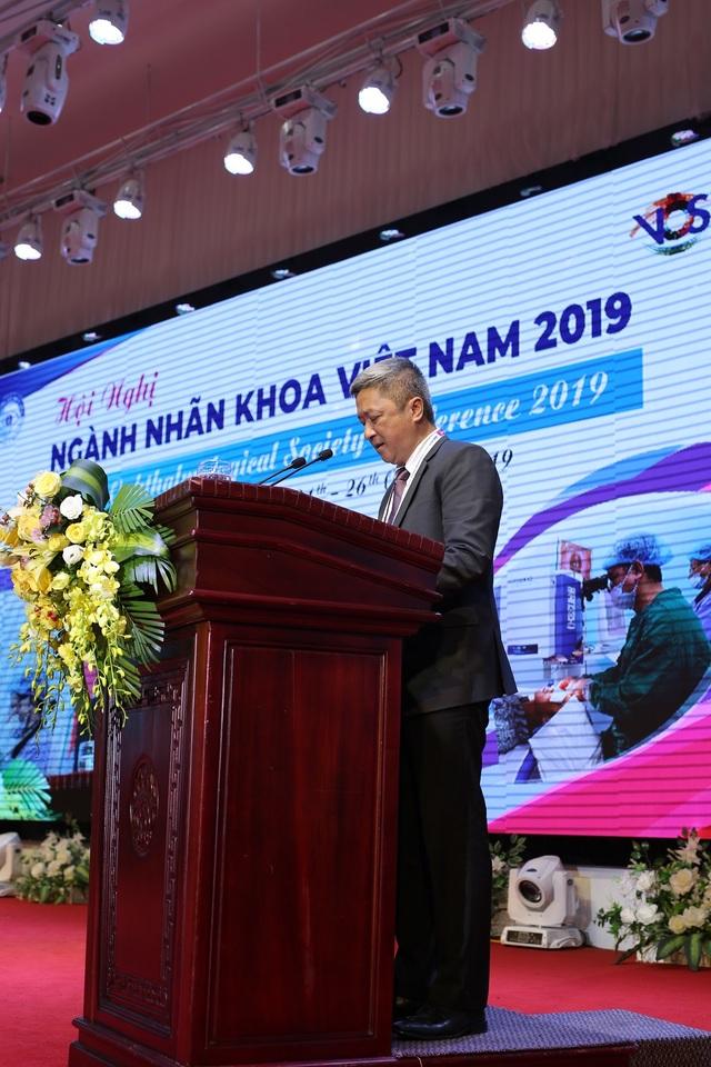Hội nghị ngành nhãn khoa Việt Nam năm 2019 - 3
