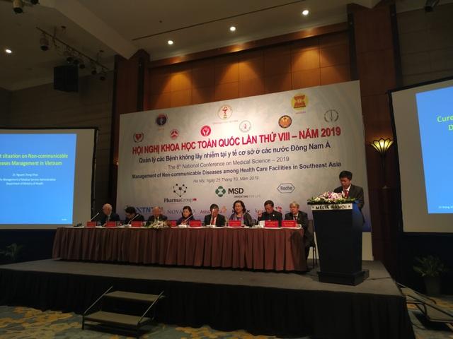Mỗi năm Việt Nam có thêm 126.000 ca mắc mới ung thư, rối loạn tâm thần - 3