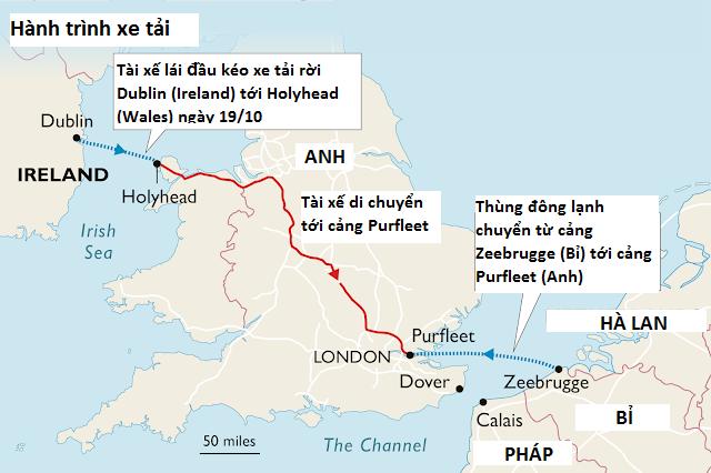 Lỗ hổng khiến thùng hàng chở 39 người tại Anh dễ dàng lọt qua các cảng - 2