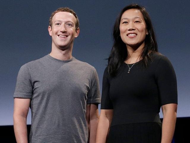 Những điều thú vị về mối tình đẹp giữa Mark Zuckerberg và vợ - 10