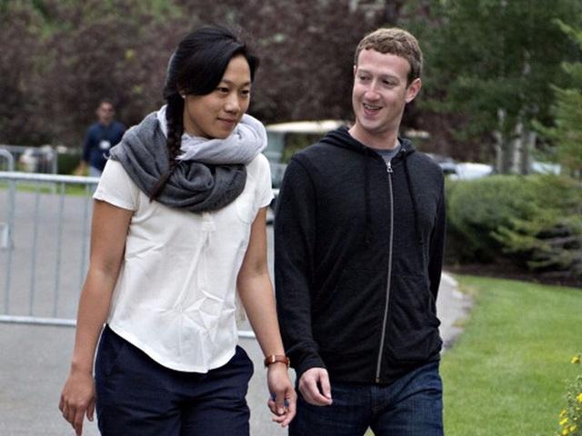 Những điều thú vị về mối tình đẹp giữa Mark Zuckerberg và vợ - 19