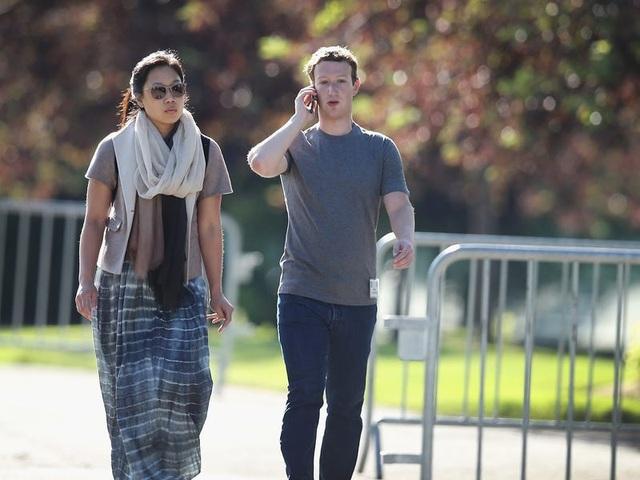 Những điều thú vị về mối tình đẹp giữa Mark Zuckerberg và vợ - 2