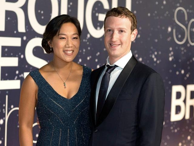 Những điều thú vị về mối tình đẹp giữa Mark Zuckerberg và vợ - 23