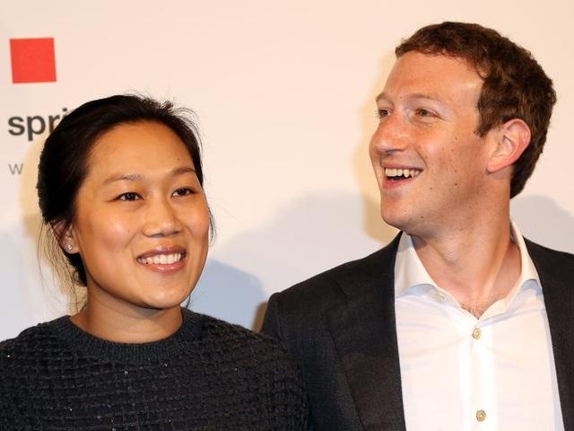 Những điều thú vị về mối tình đẹp giữa Mark Zuckerberg và vợ - 4