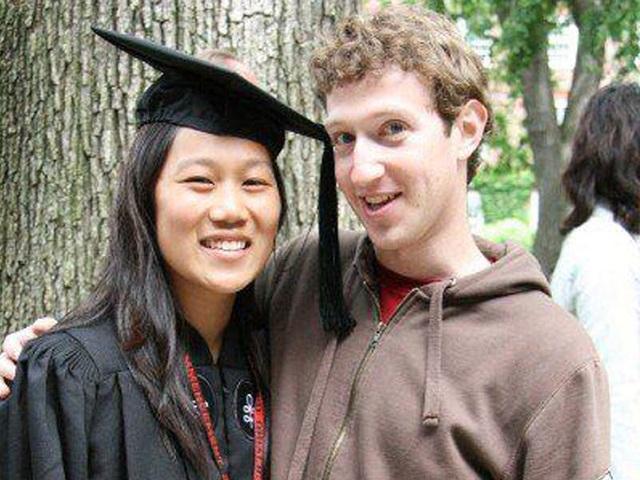 Những điều thú vị về mối tình đẹp giữa Mark Zuckerberg và vợ - 7