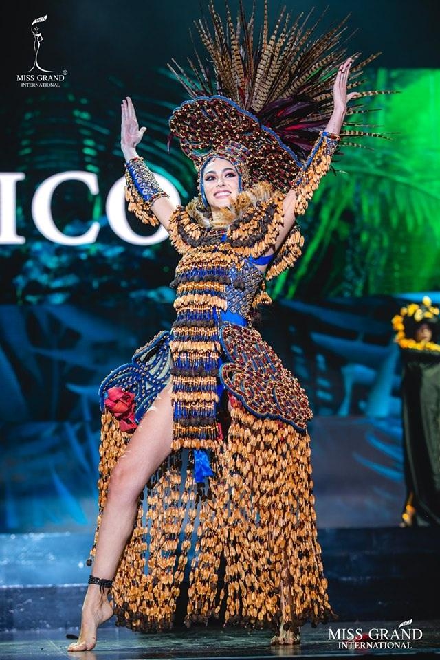 Trước chung kết Hoa hậu hoà bình quốc tế 2019, Kiều Loan dẫn đầu top thí sinh được yêu thích nhất - 10