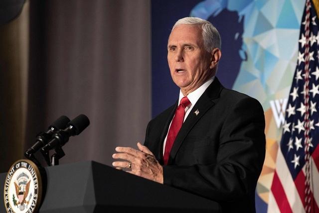Phó Tổng thống Mỹ lên án tàu Trung Quốc ngăn cản hoạt động dầu khí của Việt Nam - 1