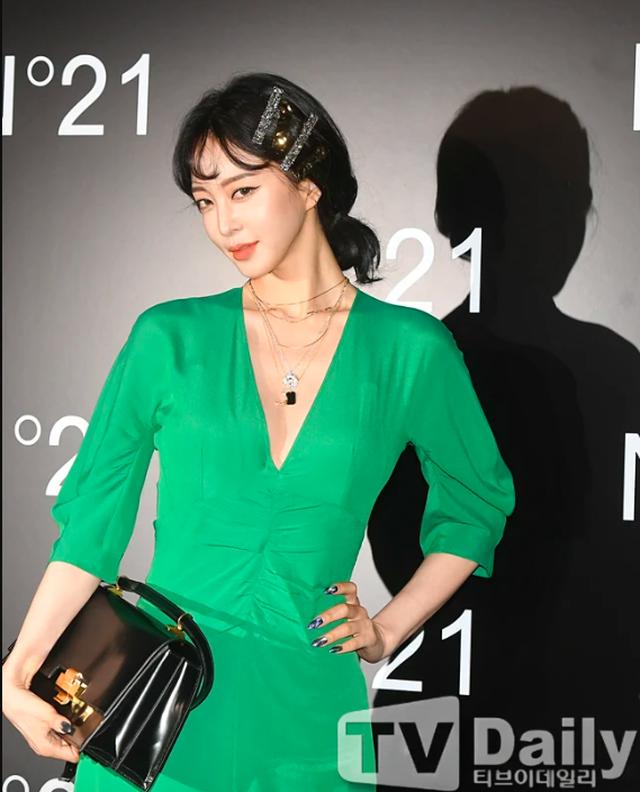 Sắc vóc gợi cảm và hấp dẫn của mỹ nhân lai U40 xứ Hàn - 13