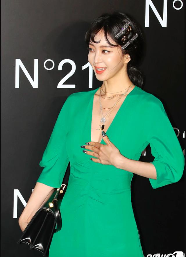 Sắc vóc gợi cảm và hấp dẫn của mỹ nhân lai U40 xứ Hàn - 12