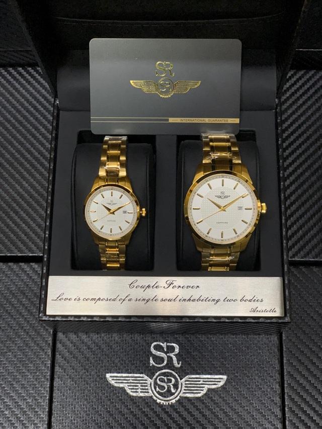 Đồng hồ SR Watch Nhật Bản ra mắt hai dòng sản phẩm mới - 5