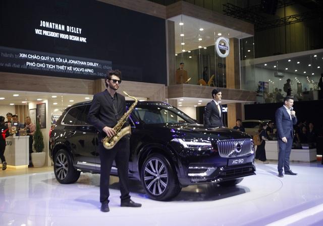 Volvo XC90 2020 khởi điểm từ 3,99 tỉ đồng - 1