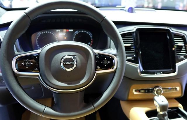 Volvo XC90 2020 khởi điểm từ 3,99 tỉ đồng - 4