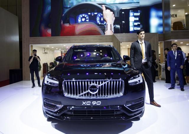 Volvo XC90 2020 khởi điểm từ 3,99 tỉ đồng - 5