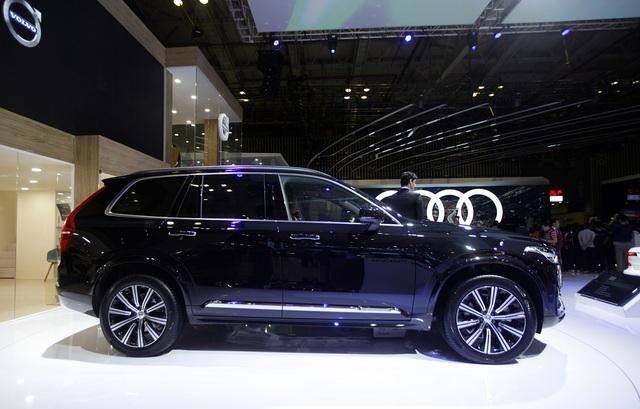 Volvo XC90 2020 khởi điểm từ 3,99 tỉ đồng - 6