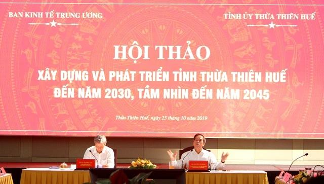Thừa Thiên Huế được định hướng là thành phố di sản trực thuộc Trung ương - 6
