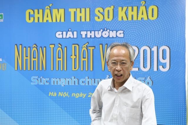 Bắt đầu chấm sơ khảo Giải thưởng Nhân tài Đất Việt 2019 trong lĩnh vực CNTT - 4