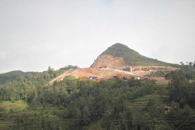 Cận cảnh khu sinh thái tâm linh trái quy hoạch gần Cột cờ Lũng Cú - 2