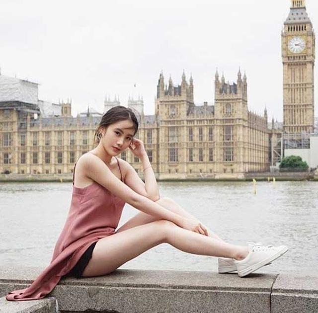 2 cô gái Lào đẹp tuyệt sắc giai nhân: Có người mang dòng máu Việt - 10