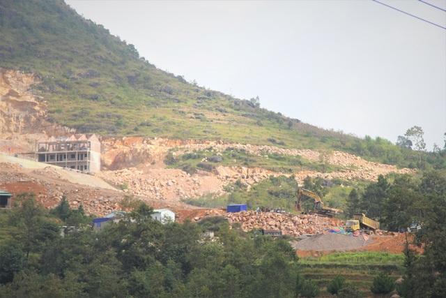 Cận cảnh khu sinh thái tâm linh trái quy hoạch gần Cột cờ Lũng Cú - 5