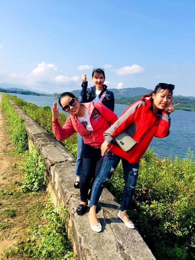 Khám phá hồ Việt An nơi miền trung du xứ Quảng