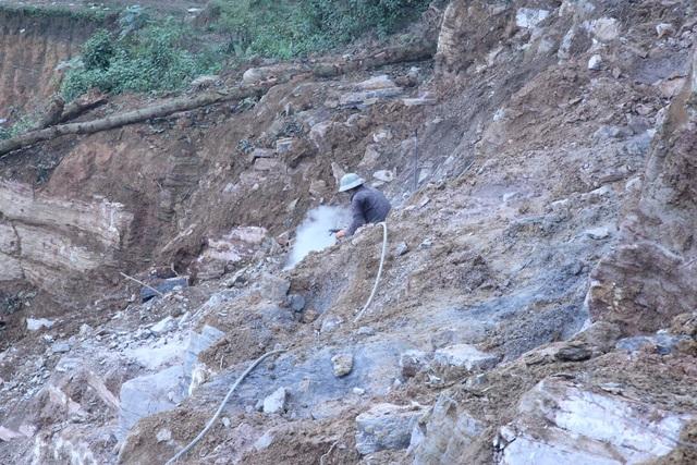Cận cảnh khu sinh thái tâm linh trái quy hoạch gần Cột cờ Lũng Cú - 6