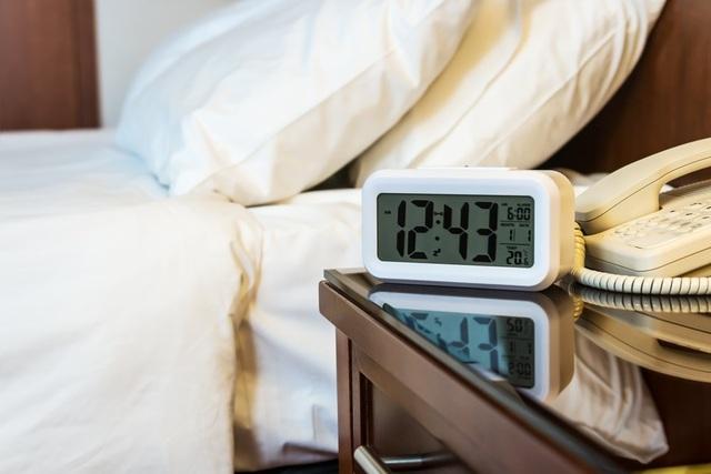 Không nên ngủ khỏa thân khi ở khách sạn - 3