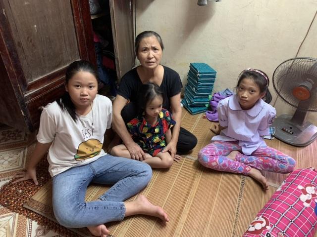 Ba chị em bé gái lớn lên trong vòng tay yêu thương của bạn đọc Dân trí - 7