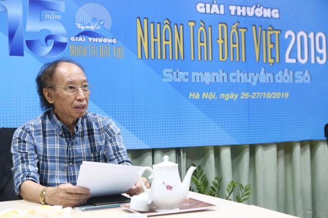 Bắt đầu chấm sơ khảo Giải thưởng Nhân tài Đất Việt 2019 trong lĩnh vực CNTT - 2