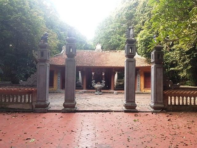 Ghé thăm đền thờ công chúa nước Lào ở cố đô Hoa Lư - 1