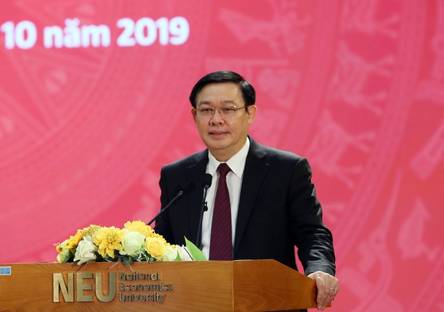 Phó Thủ tướng: Việt Nam không rập khuôn theo bất cứ mô hình nào của thế giới! - 1