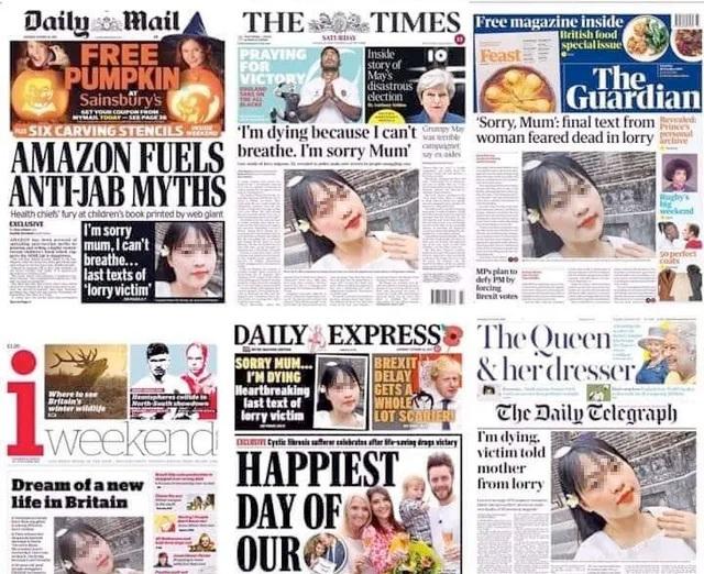 """Vụ 39 người chết trên xe container ở Anh: Bàn chuyện """"nhân tài"""" và """"nhân tai"""" - 1"""