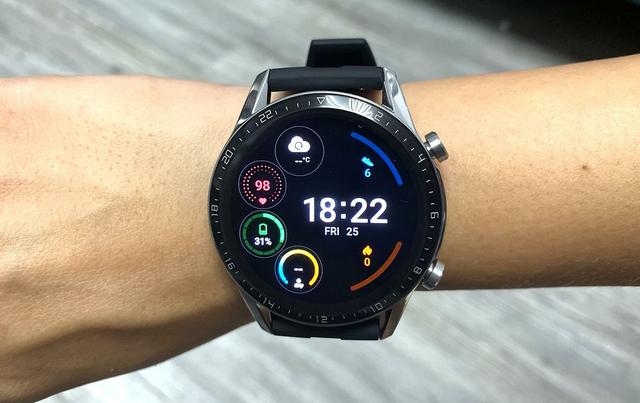 Đập hộp đồng hồ Watch GT 2 giá 6 triệu đồng sắp lên kệ - 3